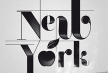 New York, New York / My favorite city, where I met the love of my life...