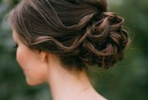 Wedding hair / by Laura Barry
