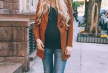 Maternity Fall Winter Outfits