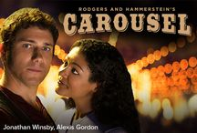 """#sfCarousel / Far ahead of its time in confronting the issues at the heart of a troubled relationship, this wrenching musical drama features a luscious score that includes """"You'll Never Walk Alone,"""" """"If I Loved You"""" and """"June Is Bustin' Out All Over.""""  Alexis Gordon as Julie Jordan Jonathan Winsby as Billy Bigelow Evan Buliung as Jigger Craigin Sean Alexander Hauk as Enoch Snow Alana Hibbert as Nettie Fowler Robin Evan Willis as Carrie Pipperidge"""