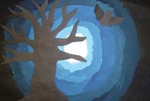 art project ideas / by Jennifer Bajarin