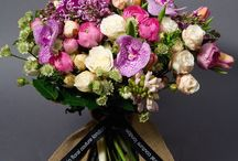 Mother's Day Flowers / Beautiful bouquets and inspired arrangements from Neill Strain make the perfect gift for Mother's Day.