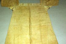 19th century : 1800-1820 chemise/shift