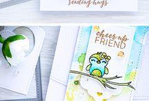 card;  cute, character