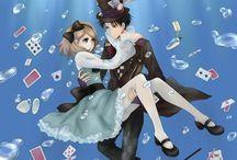Levi and Petra (Shingeki no kyojin)