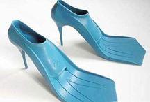 Crazy shoe / Crazy shoe