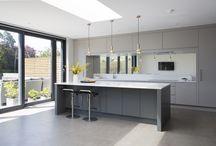 1 Wall Kitchen