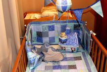 Hand Made Quilts and Gifts / These individually designed lap quilts, placemats, table centres and baby quilt/bumper sets are on sale in our online shop. Beautifully made, they would make an ideal gift.