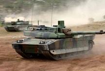 Armements / Armée / Troupes & matériels