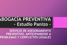 Estudio Panizo / Derecho de Familia, Civil, Comercial, Inmobiliario y Penal