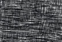 texturas gráficas blanco y negro