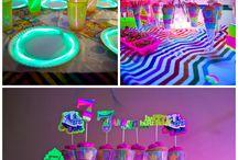 13 / Tatum's 13th Neon Disco Party