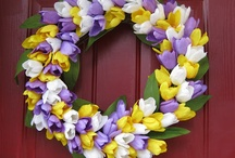 wreath  / by Betsey Freyberger