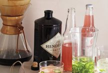 Bebidas / Bebidas com ou sem álcool. Para refrescar, aquecer, relaxar, acordar...