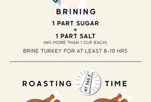 Food info board