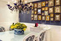 Enfeite de mesa /  Enfeites de mesa dão charme e podem ser peças fundamentais para ornamentar a sua casa!