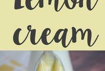 Creams, Mouses & Ice Creams