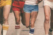 vintage jogging