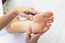 Feet / Dry feet