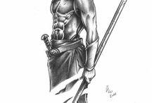 Spartacus Inspiration