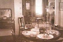'20-'30 interiors