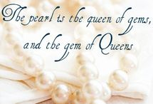 Pearls are Always Aproppriate / by YoDonna Burton