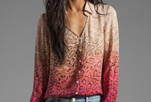 Blouses / Inspiration