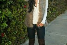 FUR VEST IDEAS
