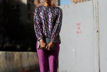 Belles- la mode et les femmes. / style & beauty / by Mai Giffard