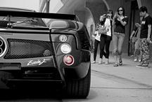 Cars / by Tyler Wentzel