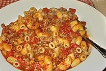 Pasta/Spaghetti Squash / by Ann ReeRee Ficarro