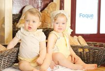 Classical Child Foque Clothing / Foque clothing from Spain
