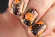 Halloween Nails / Halloween Nails