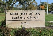 Wedding Venues - St. Joan of Arc Church and j.liu restaurant