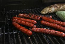 Beef - Hotdogs~Bentley's Black Angus Pure Beef / 100% Black Angus Beef Hot Dogs, no by-products or fillers. Absolutely delicious, a steak in a hot dog!
