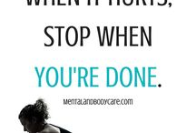 Motivation / When you feel like giving up