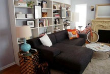 Small Apartment Living/Organization / by Kate Hodges