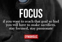 GOALS: setting, working, reaching, celebrating!