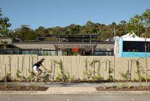 landscaping: street / by Julia Bieler