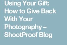 photography :: giving back