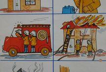 Thema de brandweer