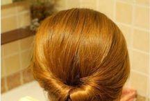Hair / by Sarah Leslie