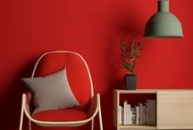 RED || color trends