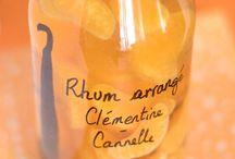 rhum clementines