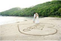 charmianes wedding ideas  / beach wedding