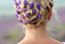 Wedding / My wedding ideas which will include hairstyles , flowers, venues, letters and anything else to do with wedding ideas.
