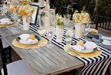 Nautical Themed Wedding / by Paige Strecker