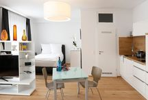 Möblierte Apartments in Düsseldorf / Möbliert Wohnen auf Zeit: Eingerichtete Apartments in Düsseldorf - Derendorf mieten. Wenn Sie ein A_Part_Time Apartment in Düsseldorf mieten, wohnen Sie in absoluter Bestlage.