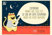 Gatos cantores =^.^= / As melhores músicas interpretadas por nossos amigos felinos <3