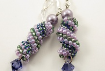Beads-Earrings DIY